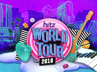 HITZ World Tour 2018