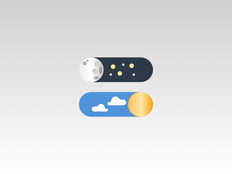 Daily UI 15: On/Off Switch dailyui015 ux design dailyui
