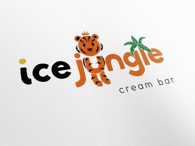 Logo Ice Jungle