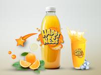 label juice design