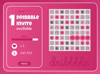 1 dribbble  invite available 1
