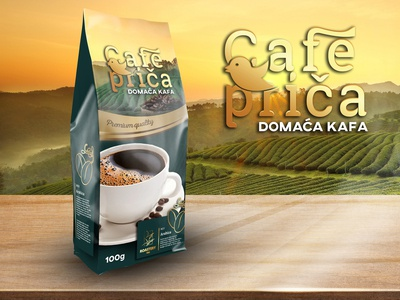 cafe prica