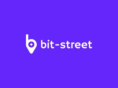 bit-street street logo bit logo street bit bit-street