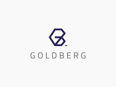 GOLDBERG investment firm logo investment firm investment berg gold goldberg