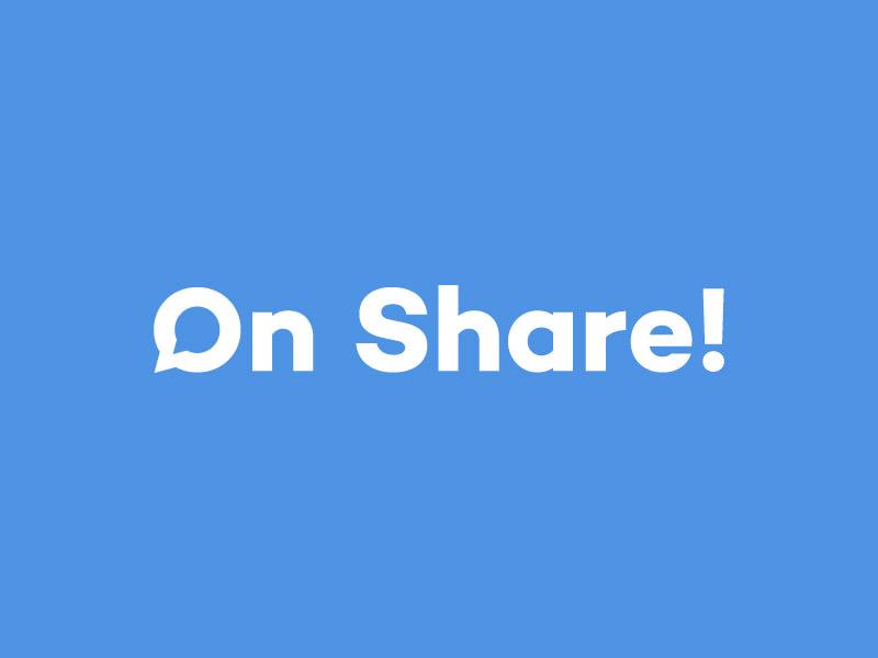 On Share!