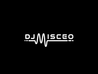 DJ MISCEO logotype dj miseo misceo dj