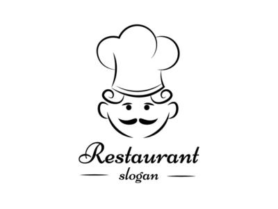 logo Restaurant design logo