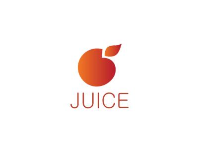 logo juice vector design logo
