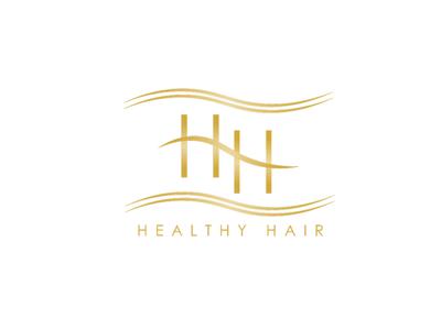 heatly hair logo logo vector