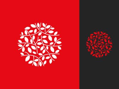 Clean Logo leaflogo marks icon logo