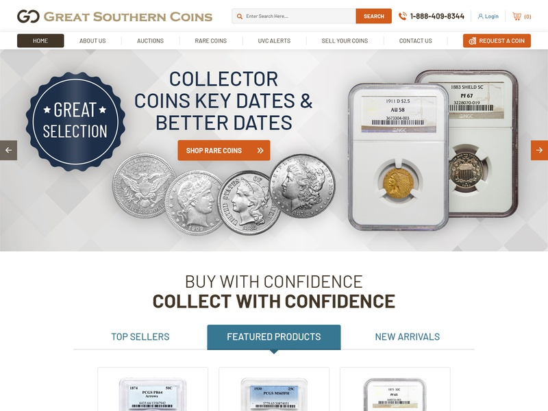 Great Southern Coins