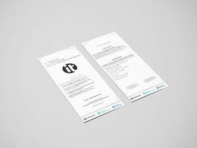 Infotower Ad Materials (Flyer)