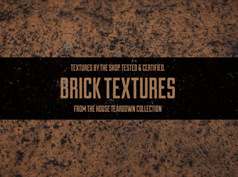 The brick textures