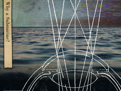 #collageretreat 044. 05/11/2020 submarine diagram surreal weird textured collage digital collage collage art collageretreat