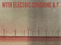 Tauk / C-Level / Electric Sunshine poster