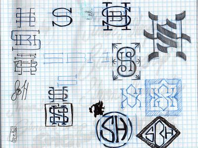 SBH monogram, take 2