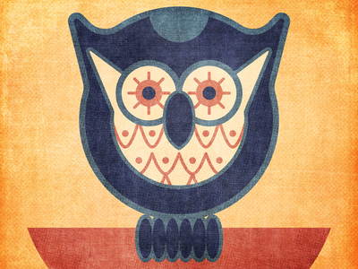 Owl tutorial: textured!