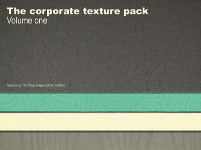The corporate texture pack, volume 01