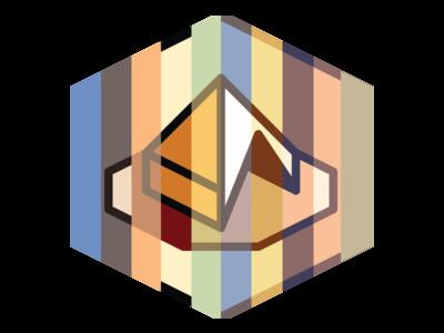 Trixel Tent - Color variations