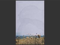 Step three: some light texture work