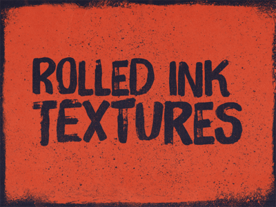 Rolled ink texture packs rolled ink textures texture pack creative market the shop ink analog grunge smudges brush up too