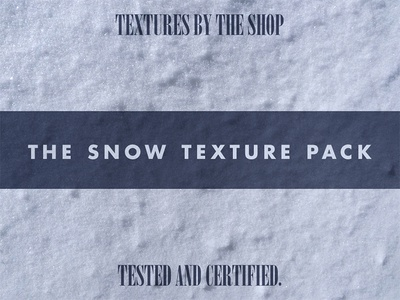Introducing the snow texture pack! snow texture pack winter textures grunge grain grit soft cold ice speckles close-up