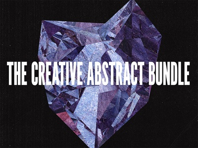 Introducing Rule by Art's creative abstract bundle!