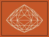 Gemstone cutting pattern vector elements, volume 02!
