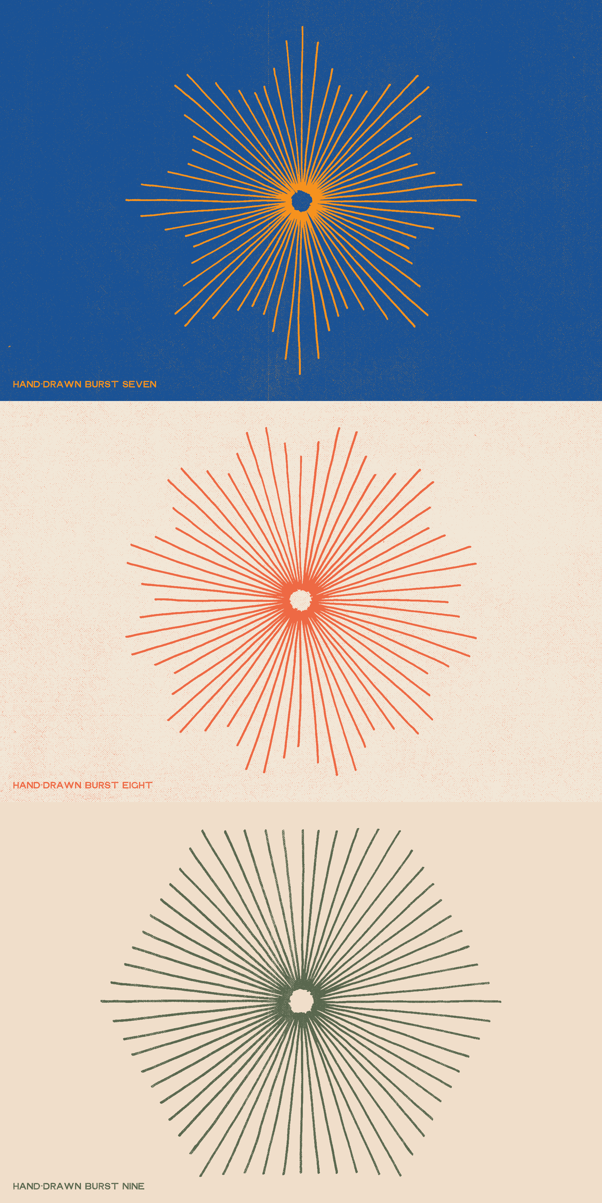 The shop hand drawn burst elements prvs c1r1 dribbble stacked 02