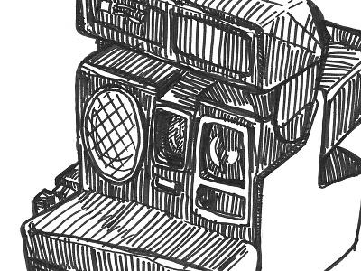 Inktober 2016: day thirteen october 2016 black and white pentel sign pen the shop inktober 2016 illustration sketch drawing sbh inktober