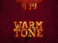 Warm tone - Type