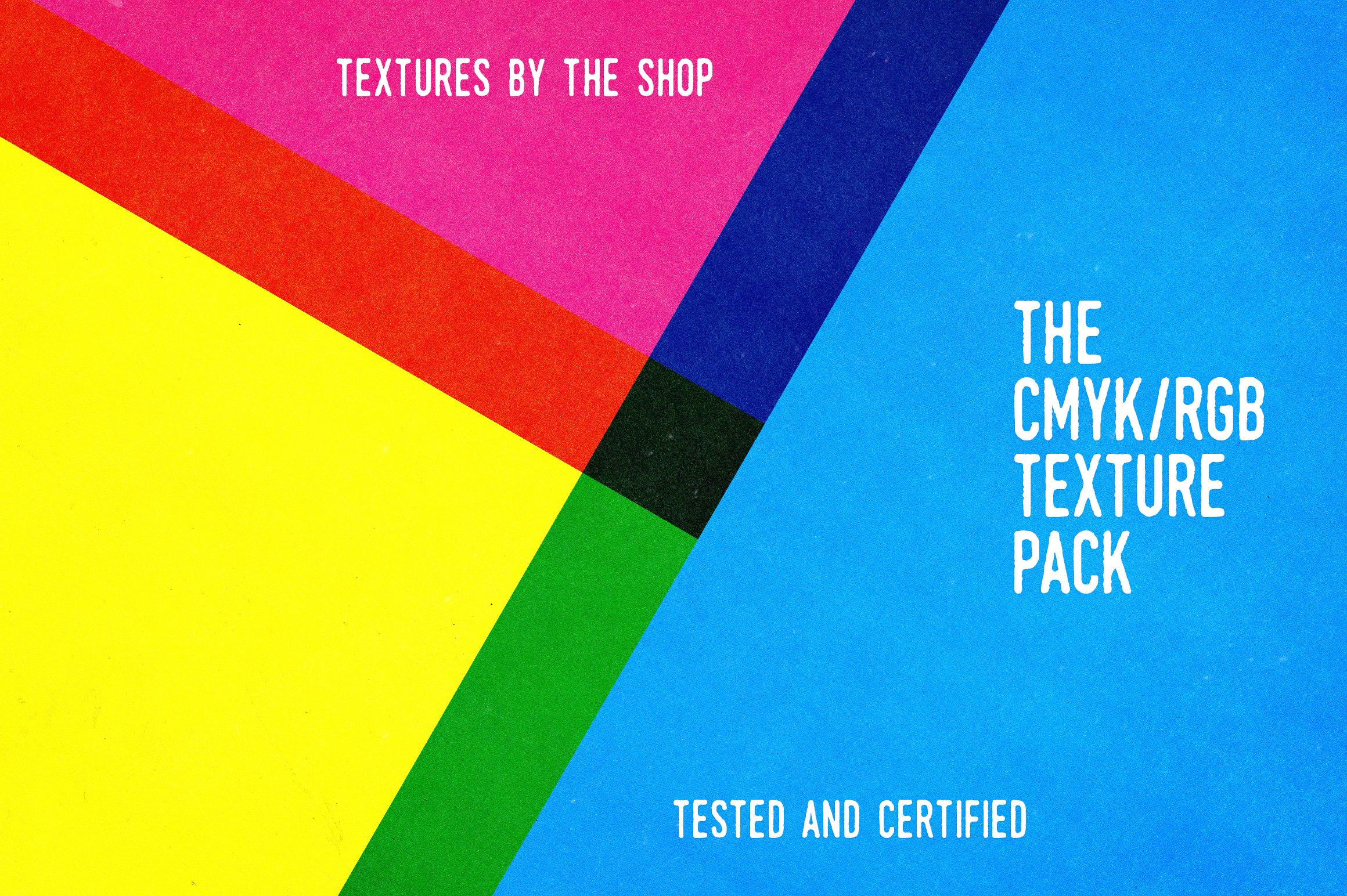 The shop cmyk rgb texture pack hero c1r1
