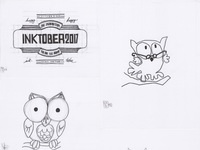 The shop inktober 2017 all drawings