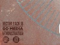 Go Media's Vector Pack 18 demo