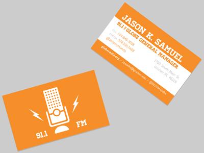 Saos the globe business cards rev 02