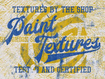 GSTC - Paint textures
