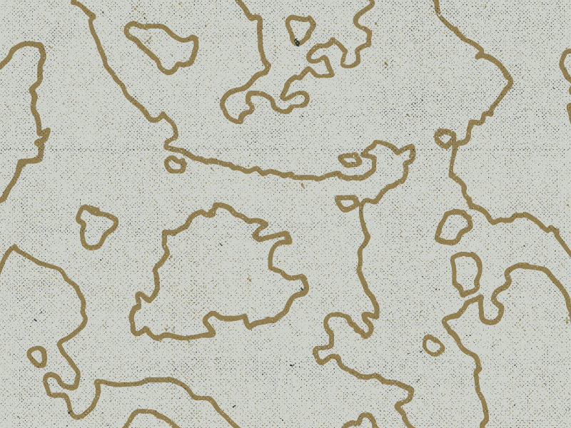 A little something I got ready for Monday morning teaser topography lines hand-drawn map pattern the shop