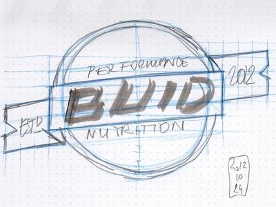 Built Performance Nutrition - Branding - Sketches 14