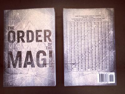 The Order of the Magi - Physcial copy!