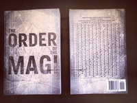 The Order of the Magi - Physcial copy!