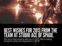 SAoS - New year card, take 3