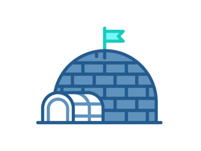 Igloo Icon for Tax Declaration App