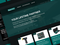 Kamasa Tools startpage
