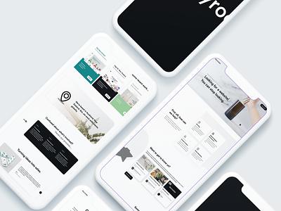 Our Skyrocket Website Design & Development ui branding skyrocket skyrocket new zealand website design company website design website skyrocket design studio design