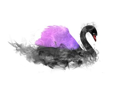 Smoke Swan