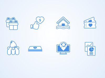 Mix of Icons icons