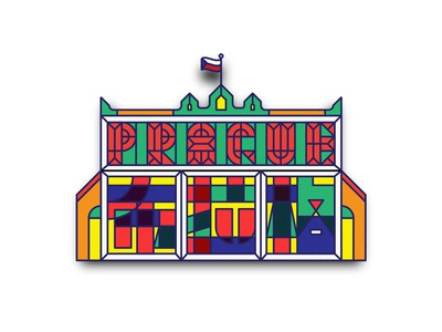 PRAGUE type design