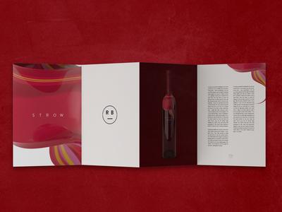 Strow - Brochure Design