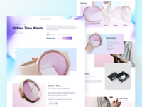 Hidden Time watch exploration
