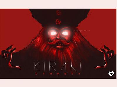 Kiraki ui ux logo graphicdesign brand illustration vector designer design branding